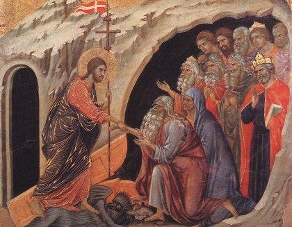 jesus-in-limbo